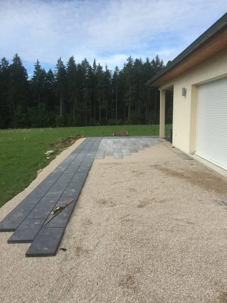 prix terrasse beton 30m2