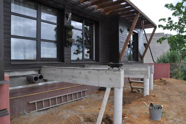 prix terrasse beton 60m2