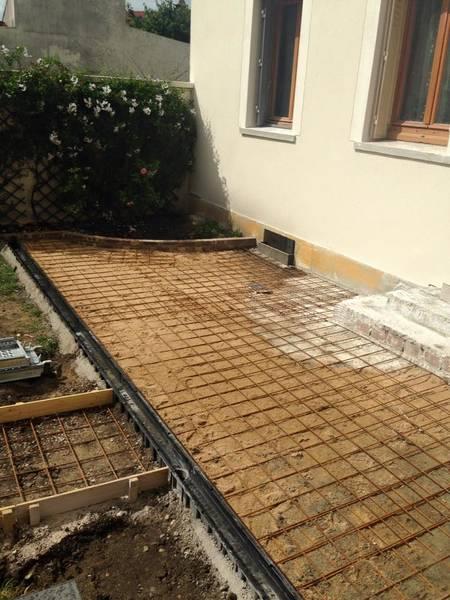 devis gratuit terrasse en béton