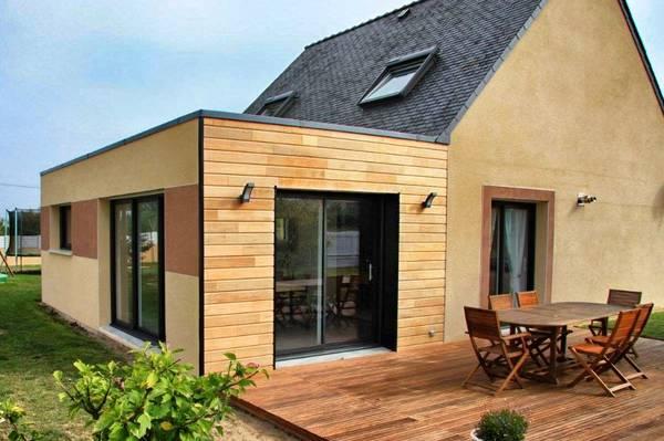 maison bois 60m2