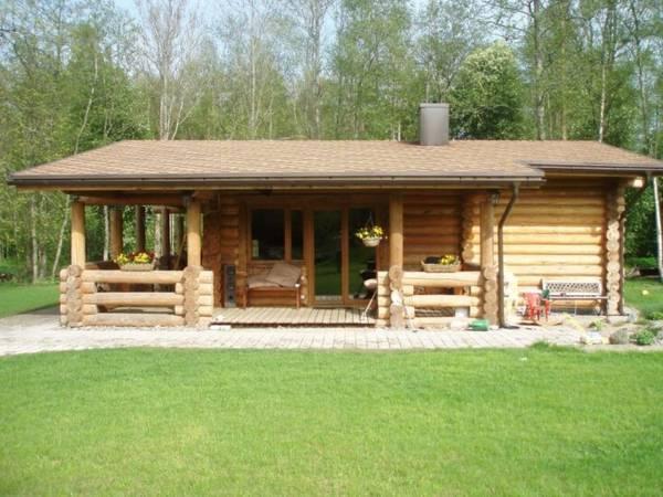 maison en bois clé en main prix