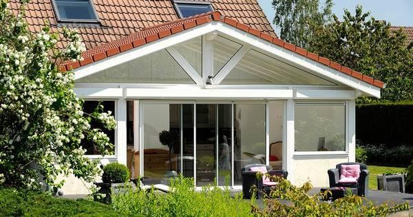 prix verandas bois en kit